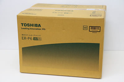 TOSHIBA 石窯ドーム ER-P6 スチームオーブンレンジ 2016年製 未使用 | 中古買取価格12,600円