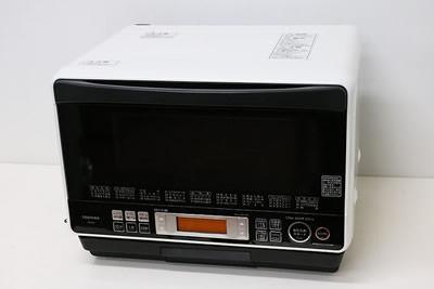 TOSHIBA 東芝 石窯ドーム ER-LD8(W) オーブンレンジ 2013年製|中古買取価格 5,000円