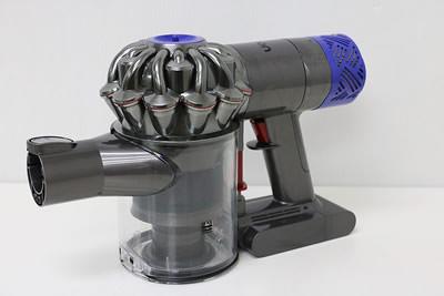 dyson ダイソン V6 fluffy+ SV09MHCOM コードレスクリーナー|中古買取価格 18,000円