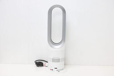 Dyson Hot+Cool AM05 ファンヒーター ホワイト/シルバー 2013年製  |中古買取価格 9,000円