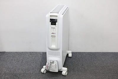 DeLonghi デロンギ TDD0915W ドラゴンデジタルオイルヒーター | 中古買取価格 8,000円