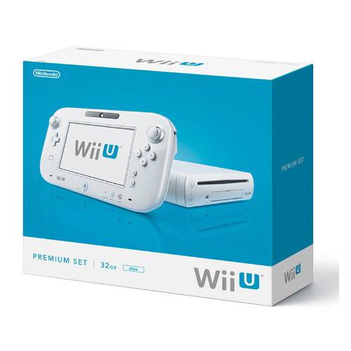 Wii U プレミアムセット