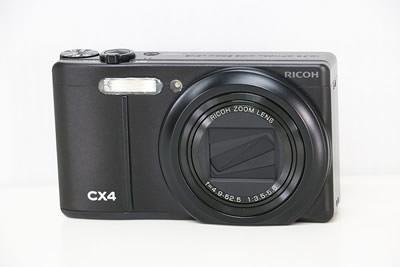 RICOH リコー CX4 ブラック デジタルカメラ| 中古買取価格 4,000円