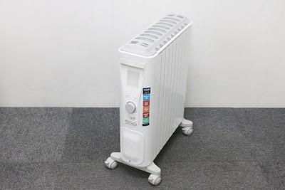 DeLonghi ベルカルド RHJ75V0915-GY オイルヒーター  中古買取価格 17,000円