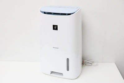 【買取実績】SHARP シャープ 衣類乾燥除湿機 CV-F71-W | 中古買取価格 5,000円