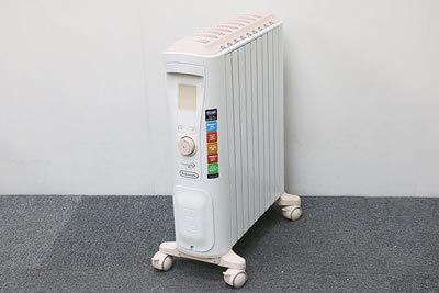 【買取実績】DeLonghi デロンギ RHJ75V0915-PK ベルカルド オイルヒーター   中古買取価格 17,000円