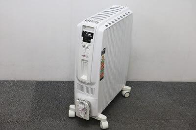 【買取実績】DeLonghi デロンギ TDD0915W ドラゴンデジタル オイルヒーター | 中古買取価格 5,000円