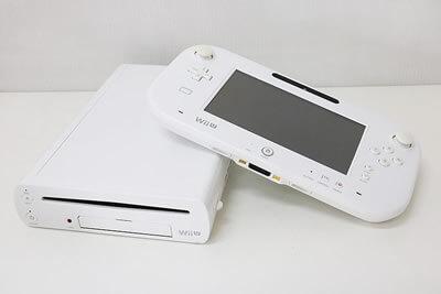 【買取実績】Nintendo 任天堂  Wii U 32GB ファミリープレミアムセット 白 | 中古買取価格6,000円