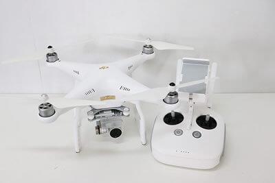 【買取実績】DJI PHANTOM3 PRO 国内正規品 カメラユニット ドローン   中古買取価格40,000円