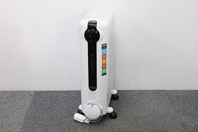 【買取実績】DeLonghi デロンギ JRE0812 オイルヒーター | 中古買取価格5,000円