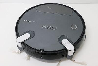 【買取実績】TOSHIBA 東芝 トルネオ ロボ VC-RVD1 ロボット掃除機 | 中古買取価格4,000円