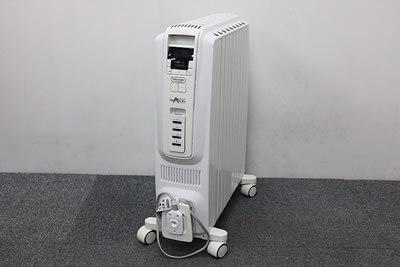 【買取実績】DeLonghi デロンギ DDQ0915-WH ドラゴンデジタル オイルヒーター | 中古買取価格6,000円