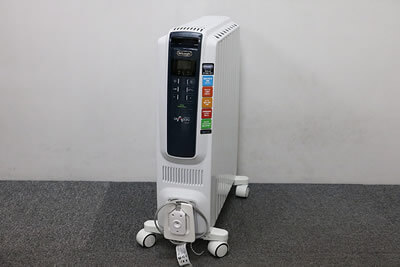 【買取実績】DeLonghi デロンギ  ドラゴンデジタル オイルヒーター QSD0915-BL | 中古買取価格10,000円