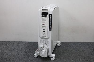 【買取実績】DeLonghi デロンギ DDQ0915-WH ドラゴンデジタル オイルヒーター | 中古買取価格12,500円