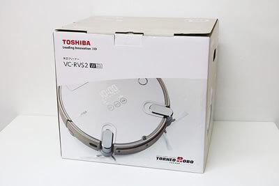 【買取実績】TOSHIBA 東芝 トルネオ ロボ VC-RVS2-W ロボット掃除機 | 中古買取価格40,000円
