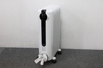 【買取実績】DeLonghi デロンギ JRE0812 オイルヒーター | 中古買取価格7,000円