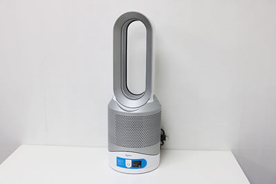 【買取実績】Dyson pure hot+cool link HP03WS 空気清浄機ファンヒーター | 中古買取価格30,000円