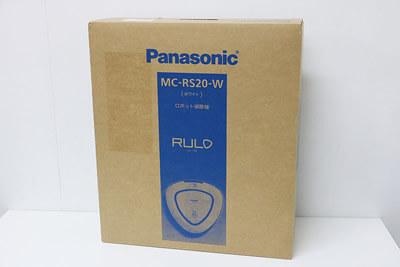 【買取実績】Panasonic RULO ルーロ MC-RS20-W ロボット掃除機 | 中古買取価格28,000円