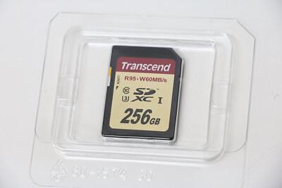 【買取実績】Transcend SDXC 256GB SDカード | 中古買取価格3,000円