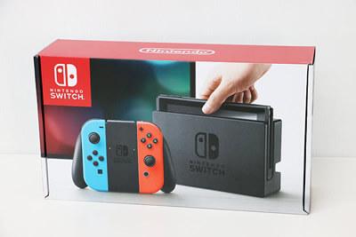 【買取実績】Nintendo 任天堂 Switch HAC-S-KABAA | 中古買取価格24,000円
