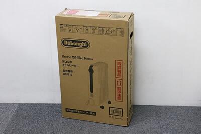 【買取実績】DeLonghi デロンギ JRE0812 オイルヒーター | 中古買取価格13,000円