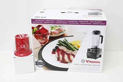 【買取実績】Vitamix バイタミックス TNC5200 VM0111  | 中古買取価格36,000円