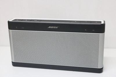 【買取実績】BOSE SoundLink Bluetooth speaker III | 中古買取価格9,500円