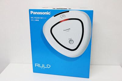 【買取実績】Panasonic RULO ルーロ MC-RS200-W | 中古買取価格33,000円