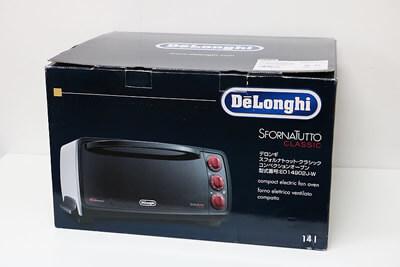 【買取実績】DeLonghi デロンギ EO14902J-W スフォルナトゥット・クラシック コンベクションオーブン   中古買取価格14,000円