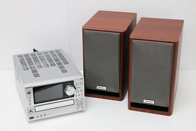 【買取実績】ONKYO X-NA10A(BR-NX10A+D-7TX) HDD内蔵コンポ 80GB | 中古買取価格7,000円
