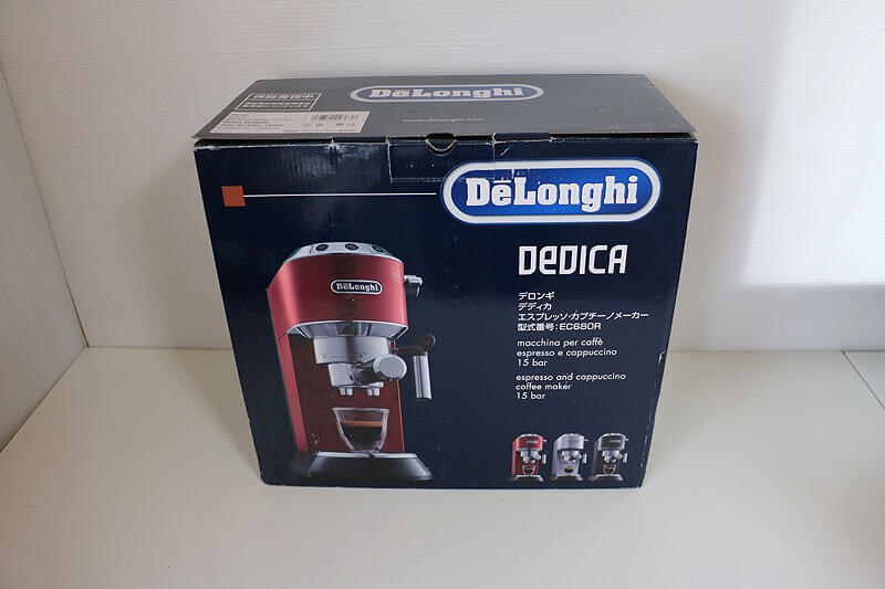 DeLonghi デロンギ EC680R エスプレッソ・カプチーノメーカー   中古買取価格16,500円