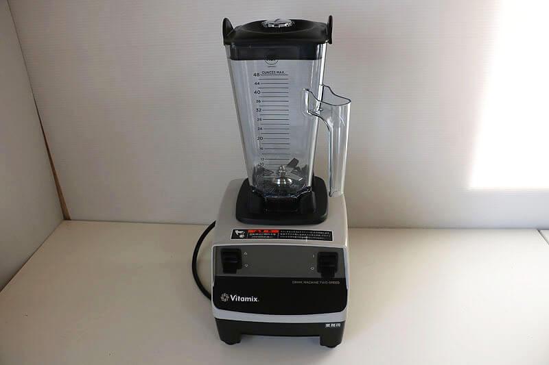 【買取実績】Vitamix バイタミックス ドリンクマシーン2 スピード 10095(1161) | 中古買取価格18,000円