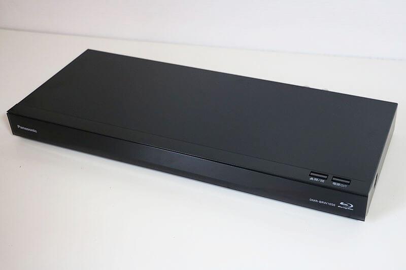 【買取実績】Panasonic DIGA ディーガ DMR-BRW1050 ブルーレイディスクレコーダー | 中古買取価格20,000円
