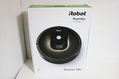 【買取実績】iRobot Roomba ルンバ 980 | 中古買取価格70,000円