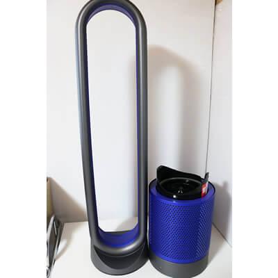 【買取実績】Dyson Pure Cool Link 空気清浄機能付 タワーファン TP02IB   中古買取価格10,000円