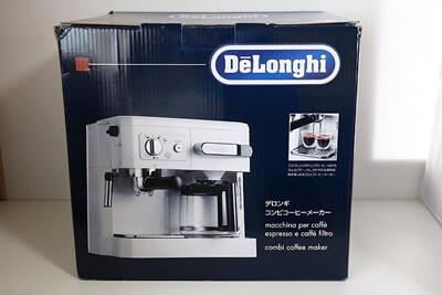 【買取実績】DeLonghi デロンギ BCO410J-W コーヒーメーカー | 中古買取価格10,300円