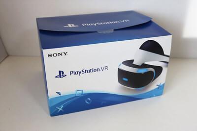 【買取実績】SONY ソニー PSVR CUHJ-16000 プレイステーション | 中古買取価格12,000円
