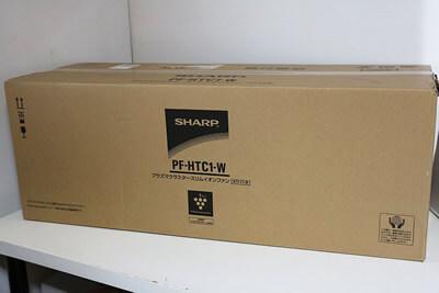 【買取実績】SHARP シャープ PF-HTC1-W プラズマクラスター スリムイオンファン | 中古買取価格4,000円