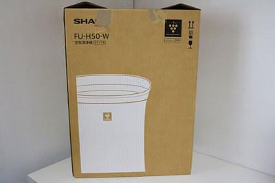 【買取実績】SHARP シャープ FU-H50-W プラズマクラスター | 中古買取価格8,000円