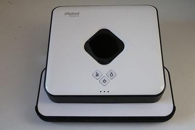 【買取実績】iRobot アイロボット Braava ブラーバ 380j   中古買取価格10,000円