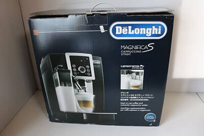 【買取実績】DeLonghi デロンギ ECAM23260SBN | 中古買取価格77,000円