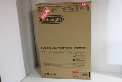 【買取実績】デロンギ MDH15WIFI-BK オイルヒーター | 中古買取価格42,000円