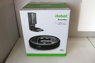 【買取実績】iRobot Roomba アイロボット ルンバ i7+ ロボット掃除機 | 中古買取価格88,000円