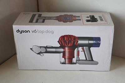 【買取実績】dyson ダイソン V6 top dog HH08 MH PT ハンディクリーナー | 中古買取価格9,000円