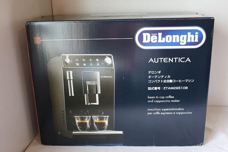 【買取実績】DeLonghi デロンギ オーテンティカ ETAM29510B|中古買取価格71,000円
