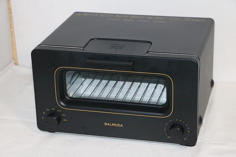 【買取実績】BALMUDA スチームトースター K01E-KG|中古買取価格8,000円
