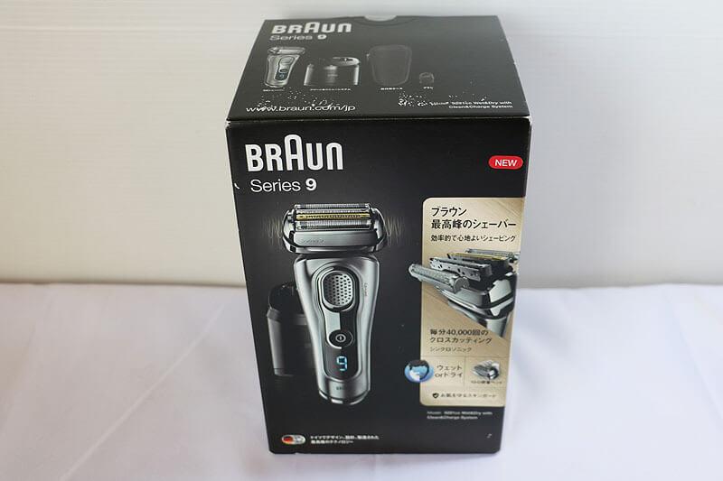 【買取実績】BRAUN series9 9291cc|中古買取価格13,500円