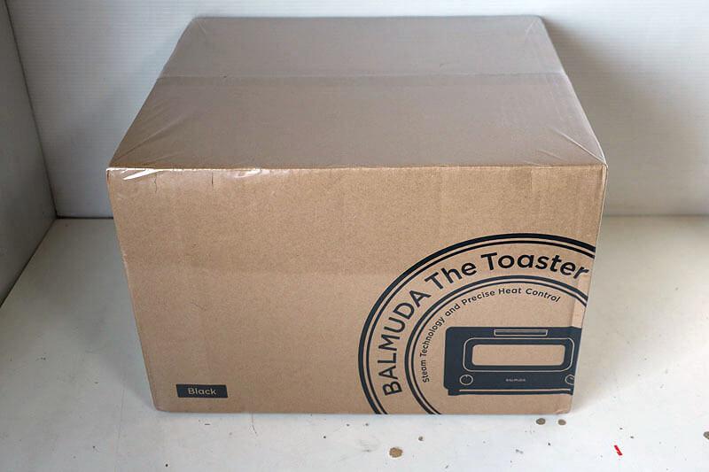 【買取実績】BALMUDA The Toaster K05A-BK|中古買取価格14,000円