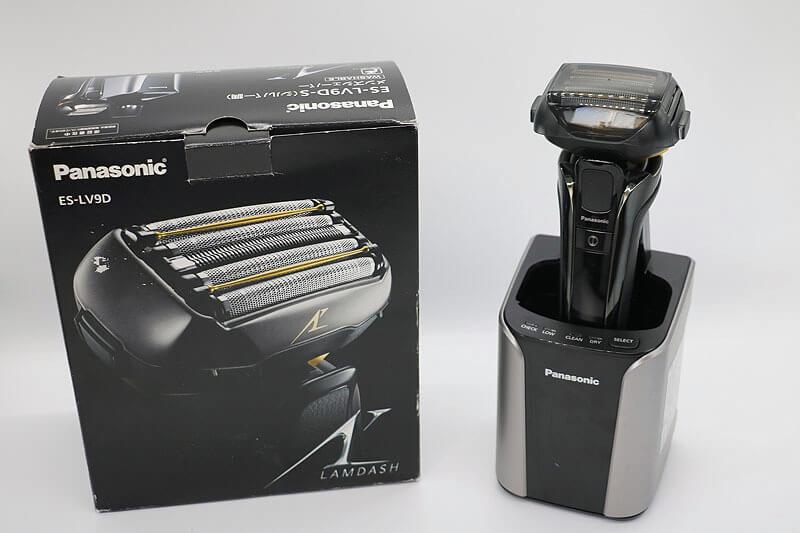 【買取実績】Panasonic ES-LV9D-S シルバー調 ラムダッシュ メンズシェーバー |中古買取価格10,500円