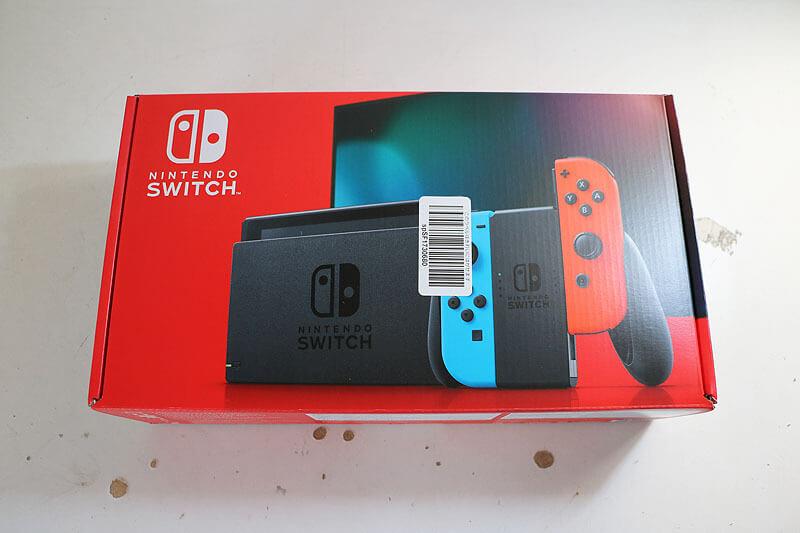 【買取実績】任天堂 Nintendo Switch ニンテンドー スイッチ|中古買取価格23,000円